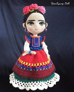 #fridakahlo#crochet