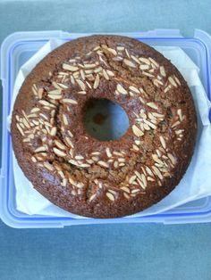 Armenian nut cake