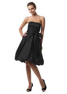 Bridesmaid dress- Short version