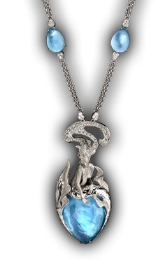 Magerit - Atlantis Collection: Necklace Sirena Ola