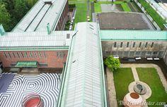 Museum - Boijmans van Beuningen in #Rotterdam. Zoek je een #hotel in Rotterdam: http://www.weekendjeweg.nl/stad/rotterdam/