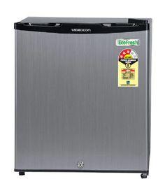 Videocon 47 Ltr VCP063 Single Door Refrigerator (Mini Bar) - Silver Price in India - Buy Videocon 47 Ltr VCP063 Single Door Refrigerator (Mini Bar) - Silver Online on Snapdeal