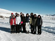 Fountain Valley School of Colorado ~ Long Winter Ski Weekend at Crested Butte