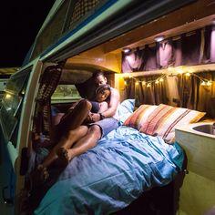 Huntington Beach California Surf and Fun Bus Life, Camper Life, Vw Camper, Vw Bus, Volkswagen, Motorhome, Honeymoon On A Budget, Combi Vw, Vans Girls