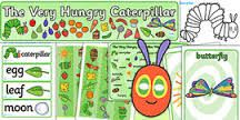 The Very Hungry Caterpillar Story Sack Resource Pack - The Very Hungry Caterpillar Storysack, The Very Hungry Caterpillar, Caterpillar, Resources Sequencing Cards, Story Sequencing, Sequencing Activities, Bug Activities, Writing Activities, Hungry Caterpillar Food, Caterpillar Pictures, Three Little Pigs Story, Story Sack