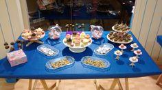 Mesa dulce reinaguración de Di-Tartas octubre 2014.