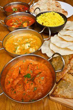 Sumptuous Indian cuisine