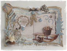 Karin's hobby ...............: Winter Memories....................