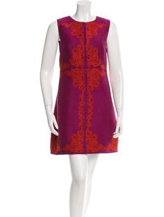 Diane Von Furstenberg, Purple, Dresses, Style, Fashion, Vestidos, Moda, Gowns, Stylus