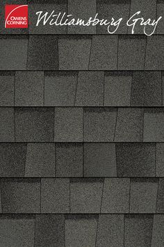 Best Slatestone Gray Is A Part Of The Owens Corning 400 x 300