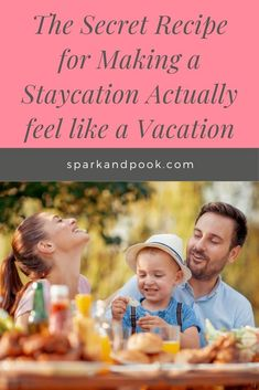 Use these ideas to make your staycation actually feel like a vacation Book Reviews For Kids, Local Festivals, Outdoor Activities For Kids, Secret Recipe, Vacation Pictures, Summer Kids, Go Camping, Best Vacations, Make Time