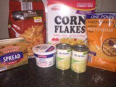 Wishes do come true...: Cheesy Potatoes Aldi ingredients side dish Aldi recipe @aldiusa