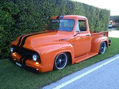 Sweet old Ford .....