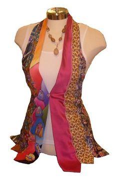 crafts neck ties05 Unique Craft Ideas With Neck Ties