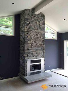 SUMNER Schist mobile site for veneer panels. Large range of NZ Stone and imported cladding options House Cladding, Stone Cladding, Wall Cladding, Veneer Panels, Dream Rooms, Home Goods, Room Decor, Backyard, House Design