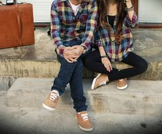 363f5a6532 39 Best Couple style images | Couple outfits, Cute couples, Korean ...