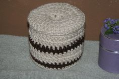 This is an updated version of my toilet paper cover and I have added a pattern for a matching rug designed to fit around the base of the . Crochet Crafts, Free Crochet, Crochet Lace, Crochet Toilet Roll Cover, Bazaar Crafts, Pillow Tutorial, Crochet Dishcloths, Toilet Paper, Toilet Mat