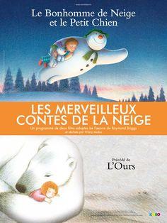 """Adapté de l'oeuvre de Raymond Briggs, """"Les merveilleux contes de la neige"""" est un film réunissant 2 courts d'animation. Parfait pour Noël, le film pour enfant sort au cinéma le 19 novembre 2014."""
