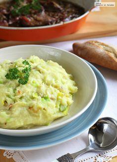 Te enseñamos a preparar de manera sencilla la receta de irish colcannon, el otro gran puré irlandés. Tiempo, ingredientes, pasos de la elaboración y consejos