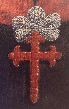 Insígnia de Cavaleiro da Ordem de Santiago da Espada