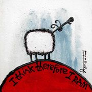 I think therefore I Ram | ::Art for Ewe::::Art for Ewe::