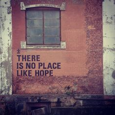 Miguel Januário - There is no place like Hope