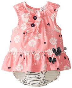Petit Lem Baby-Girls Newborn Summer Souvenir Dress Romper, Pink/White, 3 Months Petit Lem http://www.amazon.com/dp/B00NVLA118/ref=cm_sw_r_pi_dp_fXSKvb1BE25YD