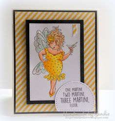 it's BELLARIFIC FRIDAY! Our challenge today? ADD GLITTER to your CARD!   stamping bella