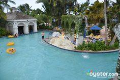 Sugar Mills Falls Waterpark at the Rose Hall Resort and Spa, a Hilton Resort