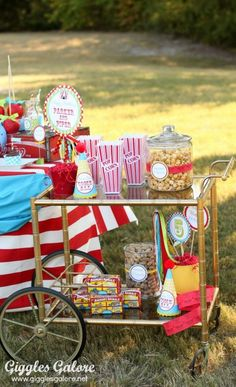 """Photo 1 of 12: Carnival/Circus / Birthday """"Come One, Come All it's a Circus Party"""" 