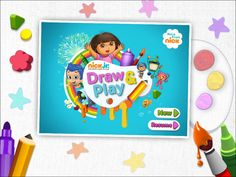 Kids app for iPad