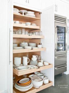 Dish pantry ❤️