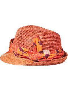 Sombrero de paja y diadema 2 en 1 Sombreros De Paja 56fae2f8901