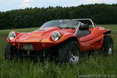 Deserter GT! Possibly the best looking fiberglass dune buggy known to man!