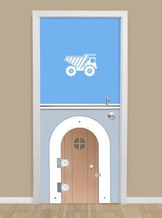 Custom Miniature Doors & Interior Dutch Doors for Children