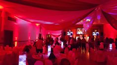 Red uplighting @choice1ent