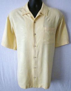 TOMMY BAHAMA.....Don't miss out on the Terrific deal on this great TOMMY BAHAMA men's shirt, just perfect for the up-coming spring/summer seasons! Only 1 available, so hurry and grab it before it's gone!  As always, we offer FREE SHIPPING  to U.S. customers!  Please stop by http://stores.shop.ebay.com/J-and-S-Menswear and check out all our terrific deals on men's fashions!