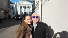 Dmitri Hvorostovsky with Aida Garifullina for Hvorostovsky and Friends, 2014
