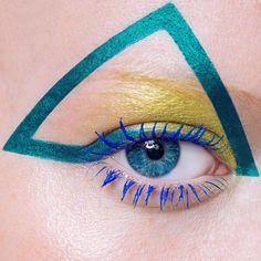 fernando gomez photo nanna #mua by me #beautyeditor clara buedo eyes by de_maria Jayne Kitsch