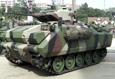 FNSS ACV-15 - The FNSS ACV-15 vehicle family is a further evolution of the storied American M113 APC line.