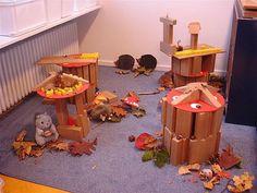 Herfst Animals That Hibernate, Preschool Rooms, Toddler Themes, Autumn Day, Toy Chest, Hedgehog, Brainstorm, Creations, Kids