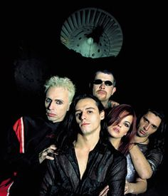 """Lords of Acid is a Belgian-American post-industrial/techno band, led by musician Praga Khan. They debuted with the controversial new beat single """"I Sit on Acid"""" in 1988. Created by Jade 4U, Praga Khan, and Olivier Adams."""
