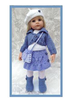 Ravelry: Jacknitss' American Girl Knitters Group 2015 Pick Three Challenge