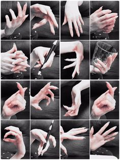 Oh this is helpful. Scary lady hands.