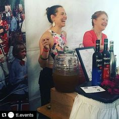 When you get to have this much fun & be with this amazing bff -  is not work!  #Repost @tl.events with @repostapp  @thenaturalmixologist mixing up organic & vegan drinks at @moodsofnorwayusa  #may17 #17mai #celebrate #norwegian #norwayday #mixologist #natural #drinks #organic #vegan #vegannorwegian #moodsofnorwayusa #event #specialevent #tandlevents