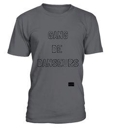 # GANG DE DANSEURS .  Nouvelle collection NDP pour la rentrée ! Faites partie du gang !Du t-shirt au sweat en passant par le débardeur et le body... Il y en a pour tous les goûts, toutes les tailles !