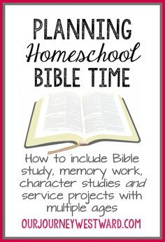 We homeschool for many reasons, but one of them is more important than all of the others combined. It's our desire to pass on a bold Christian faith that finds our children seeking God with …