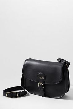 Women's Landmark Fontana Lady Bag from Lands' End. Unable to order at this time. Womens Luggage, Love Jeans, Fashion Books, Mom Style, Lands End, Saddle Bags, Purses, Lady, Leather