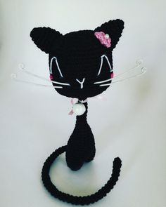 Kawaii kitty Cute and Sweet by AmyMamyCreations on Etsy
