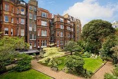 Rosary Gardens #GardenSquares #London #EstateAgents #GreenSpace #Gardens